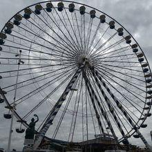 Votez pour déterminer le gagnant du café Thé N° 63 - La grande roue...