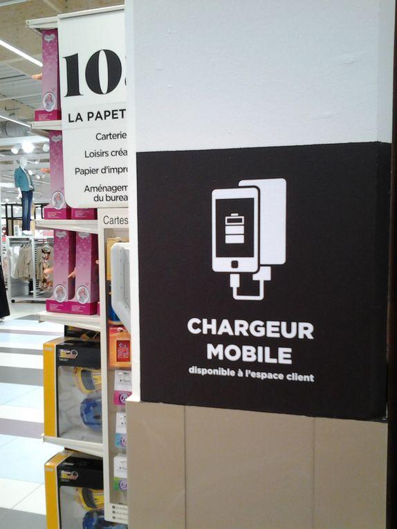 Carrefour invente l'Hyper-connecté ... à ses clients. Une réussite pleine de promesses.