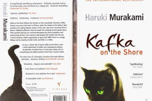 Kafka on the shore de Haruki Murakami