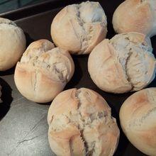 Réchauffer du pain à l'extra crisp du cookéo