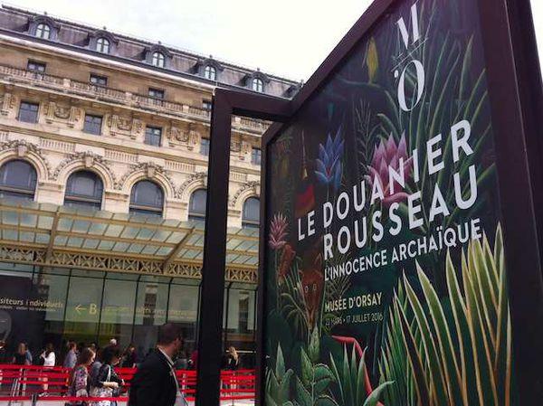 Henri Rousseau at Musée d'Orsay