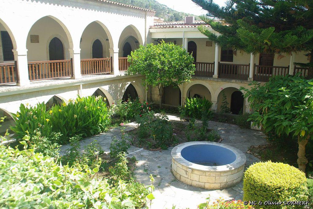 Monastère Ayios Neophytos