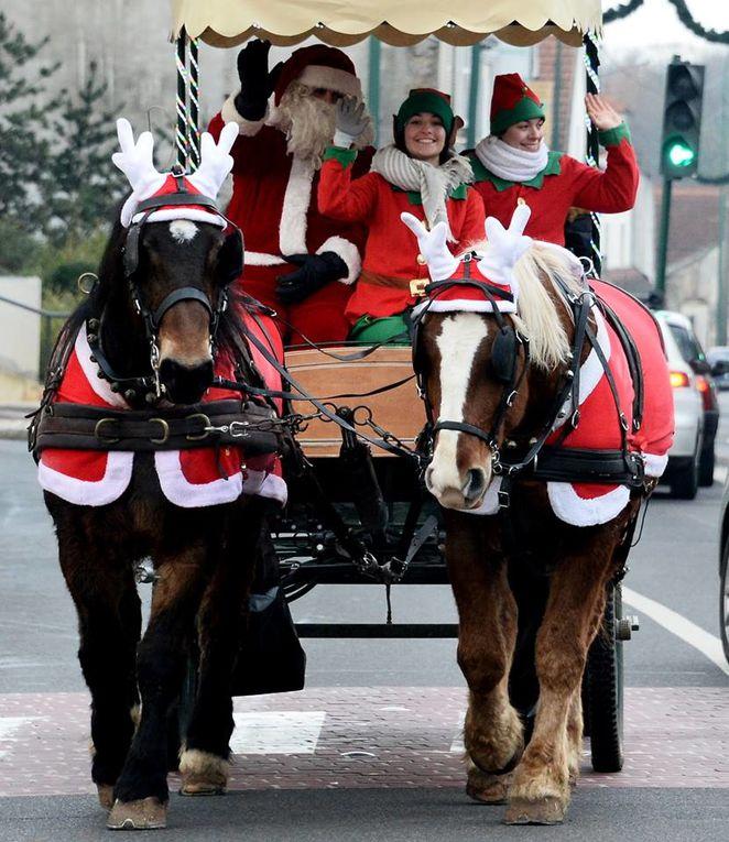 Les festivités de Noel