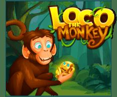 machine a sous en ligne Loco the Monkey logiciel Quickspin