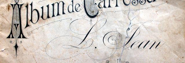 Catalogue du Carrossier L Jean de Versailles