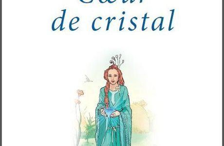 """""""Coeur de cristal"""" de Frédéric Lenoir."""