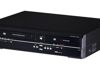Le lecteur enregistreur de VHS vers DVD est à votre disposition