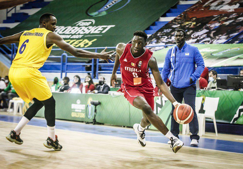 Le Mali composte son ticket pour la phase finale de l'AfroBasket en battant le Rwanda