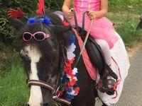 Équitation Comines  5-6 ans du 16 au 20 Juillet 2018