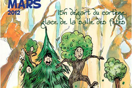 affiche carnaval 2012 150