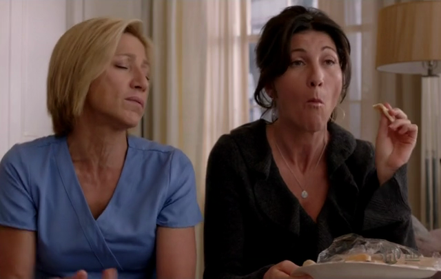 Critiques Séries : Nurse Jackie. Saison 4. Episode 5. One-Armed Jacks