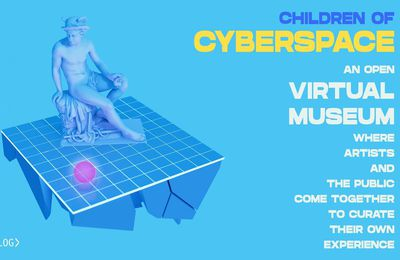 A Gallery in the Clouds ​​- Children of Cyberspace