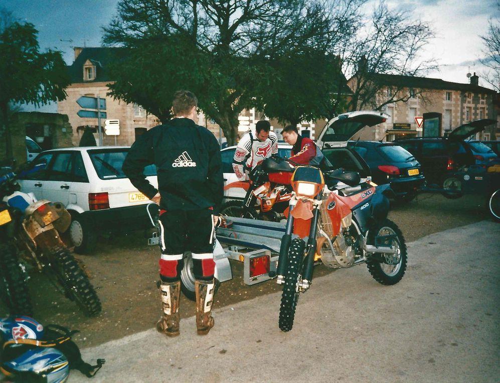 Quelques photographies de la randonnée du 25 novembre 2003.