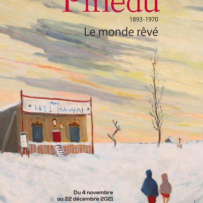 """""""Le monde rêvé"""" du peintre Alexandre Pineau (1893-1970)"""