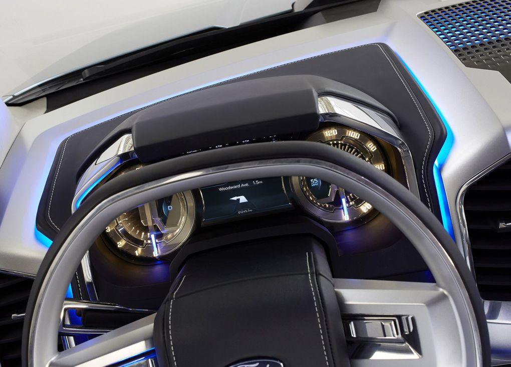 Album - Ford Atlas Concept 2013