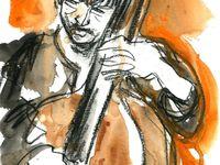 Xuan Lindenmeyer: contrebasse
