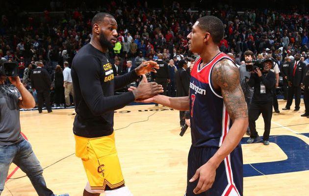 Pour Bradley Beal, les Cavaliers ne voulaient pas jouer les Wizards au second tour des Playoffs