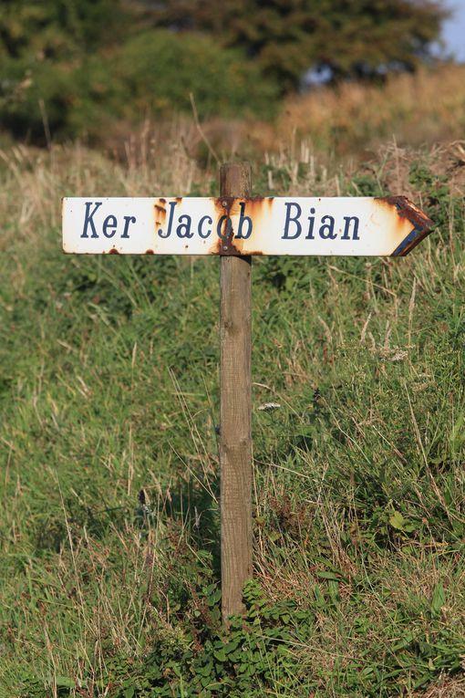 Une presqu'ile, sur la Manche, coincée entre le Trieux et le Jaudy. Un bout du monde ...