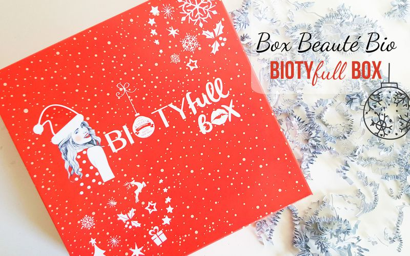 Biotyfull Box ~ L'exceptionnelle Merry Christmas [Code réduc inside]