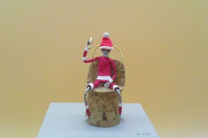 "Muselets "" Sculptés"" de Noël !"
