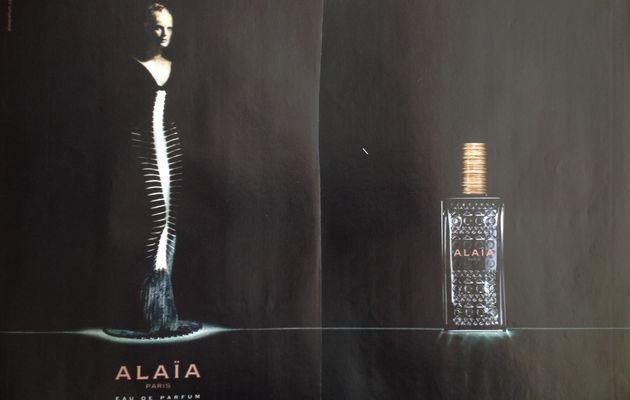 Eau de parfum Alaïa d'Azzedine ALAÏA