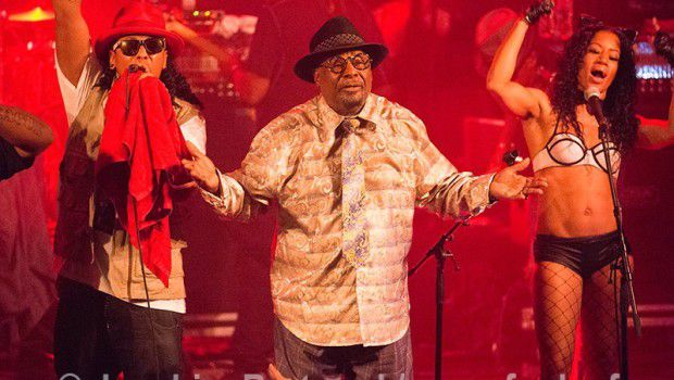 #LiveReport / George Clinton & Parliament-Funkadelic, Paris (Le Trianon) 29/07/2015 (#FunkU)