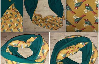 Des foulards pour les fêtes !