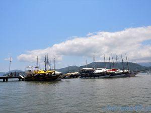 Paraty (Brésil en camping-car)