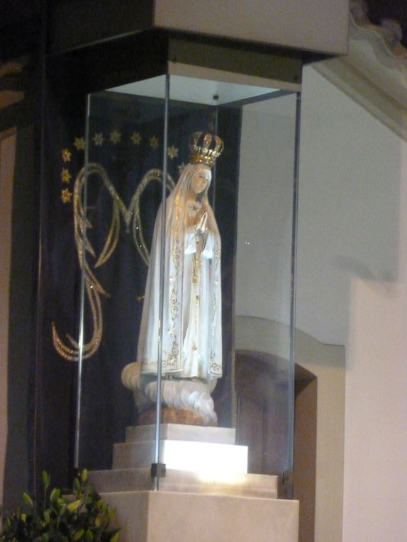 Pèlerinage à Fatima les 21, 22 et 23 octobre 2017