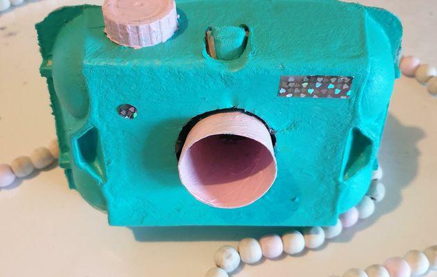 Fabrication d'un appareil à photo DIY