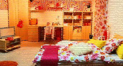 Dormitorio de adolescentes