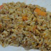 Recette cookeo : riz à la bolognaise du vrai bonheur |
