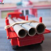 MB10-d. PIPE TRUCK CAMION LEYLAND ERGOMATIC CAB MATCHBOX LESNEY - car-collector.net