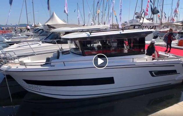 Direct Nauticales – 25 Jeanneau exposés, les nouveautés et… une première mondiale !