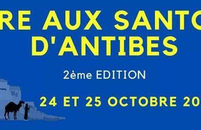 La foire aux santons d'Antibes 2020 ( 2ème édition )