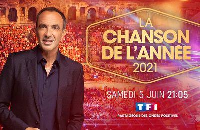 « La chanson de l'année » au château de Chambord le samedi 5 Juin sur TF1