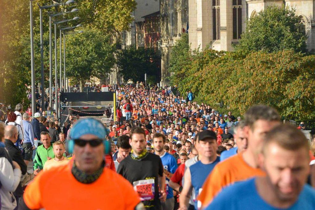 RUN DE LYON LE 6 OCTOBRE 2019 : DU 10km AU MARATHON