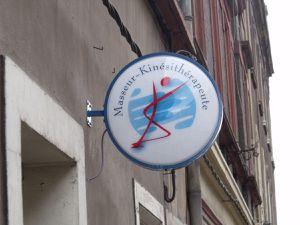 N° 21 et 23 rue Clemenceau à Algrange - Habitation - Kinésithérapeute