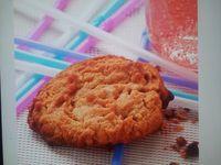 Chou-fleur à la béchamel de farine de pois chiche et curcuma (sans gluten) - Cookies au beurre de cacahuètes - Madeleines.