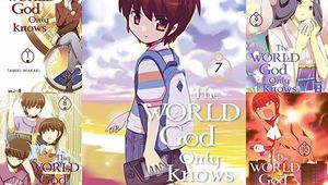 "Vergriffene Bände von ""The World God Only Knows"" bei Egmont Manga"