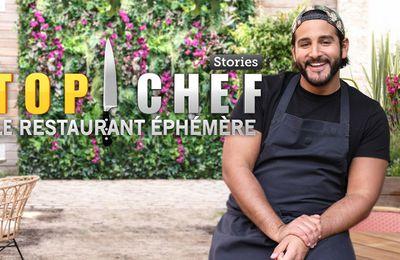 """Avec """"Top Chef Stories : le restaurant éphémère"""", 6play vous fait découvrir l'après-victoire de Mohamed"""