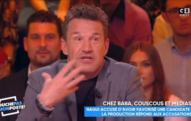 Triche : Benjamin Castaldi prend la défense de Nagui et raconte comment à l'époque, il a été recadré par un producteur de TF1