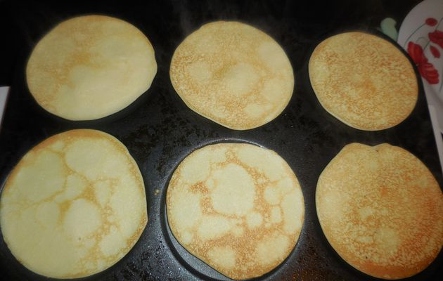 PATE A CREPES THERMOMIX