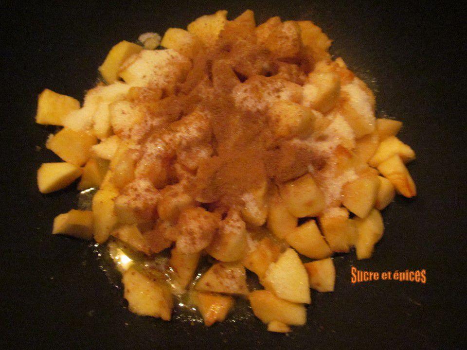 Chaussons aux pommes - recette facile