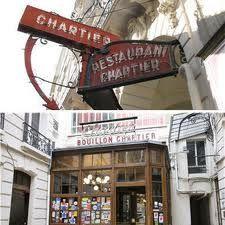 Le Bouillon Chartier, Paris