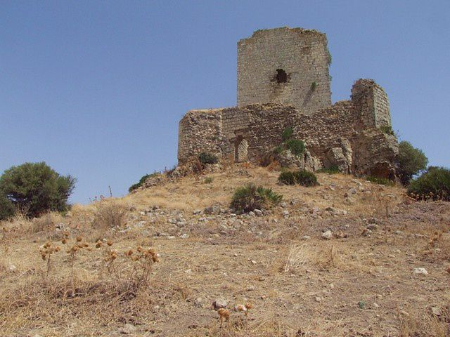 Diaporama château de Lopera