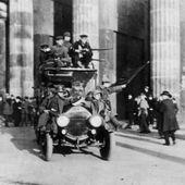 1918 en Allemagne une révolution ouvrière matée dans le sang par les corps francs ... et le socialiste NOSKE