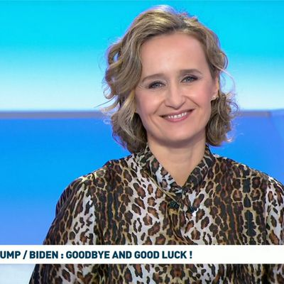 Caroline Roux C Dans l'Air France 5 le 20.01.2021