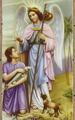 "Prier Saint Raphaël :  ""Dieu a guéri"""