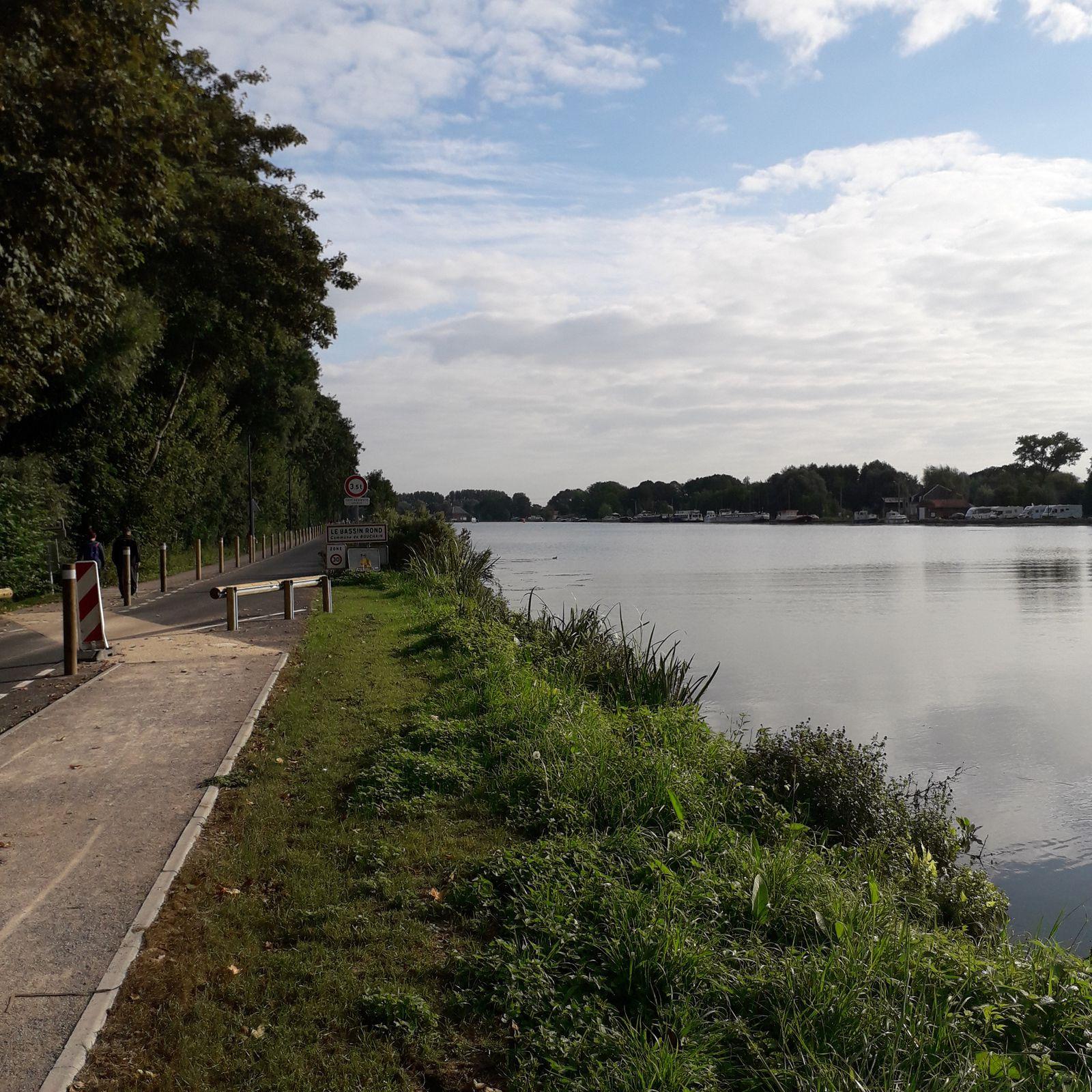 Estrun - Bassin rond